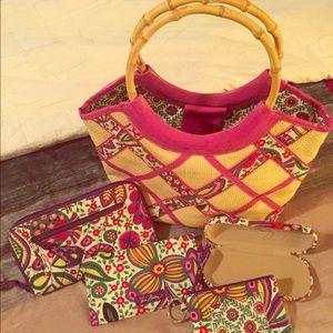 Vera Bradley Handbag and Accessories